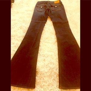 True Religion jeans flare size 25